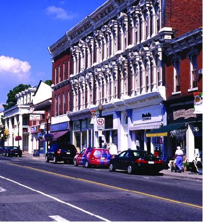 Shopping in Hamilton