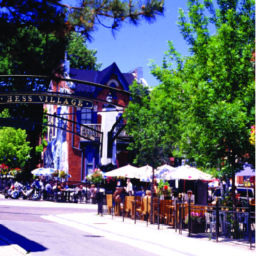 Dining and Nightlife - Hess Village