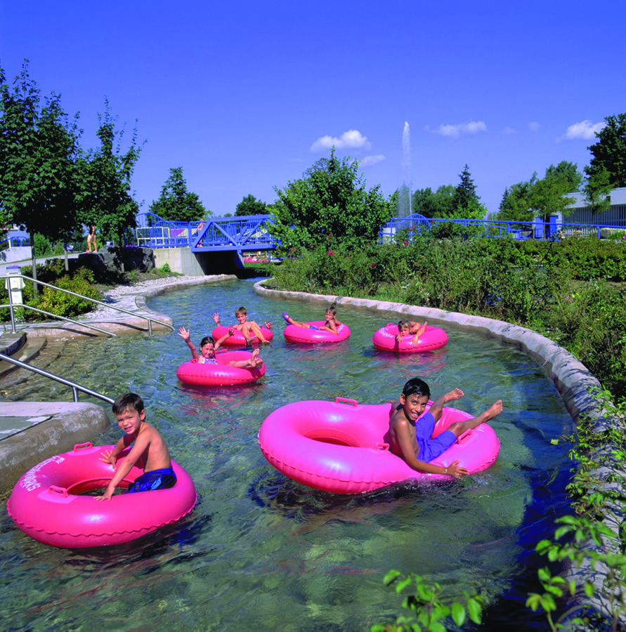 Tourism - Wild Waterworks