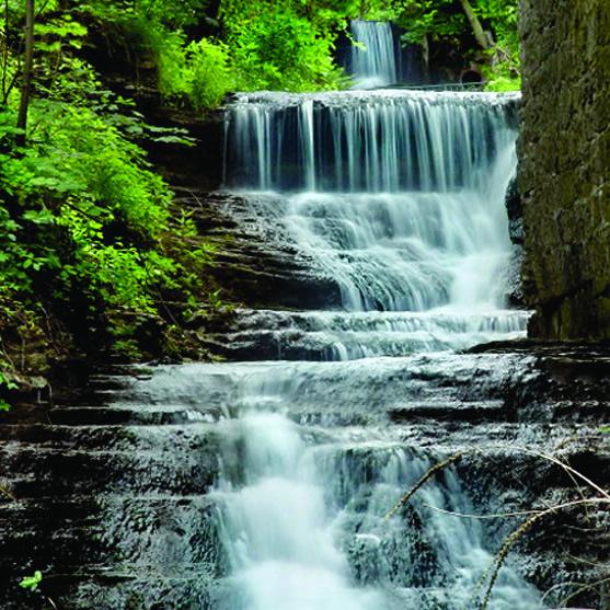 Recreation - Waterfalls
